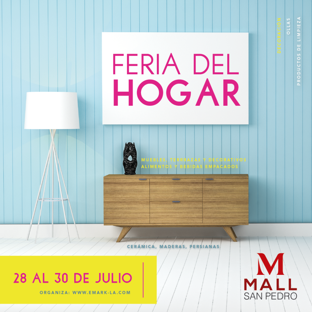 Eventos tu mall san pedro for Disena tu hogar